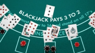 Bet365 Élő Blackjack 20jan-