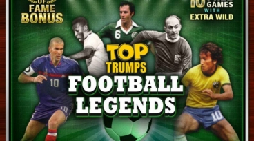 Top Trumps Legends